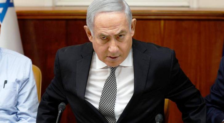 رئيس وزراء حكومة الاحتلال، بنيامين نتنياهو