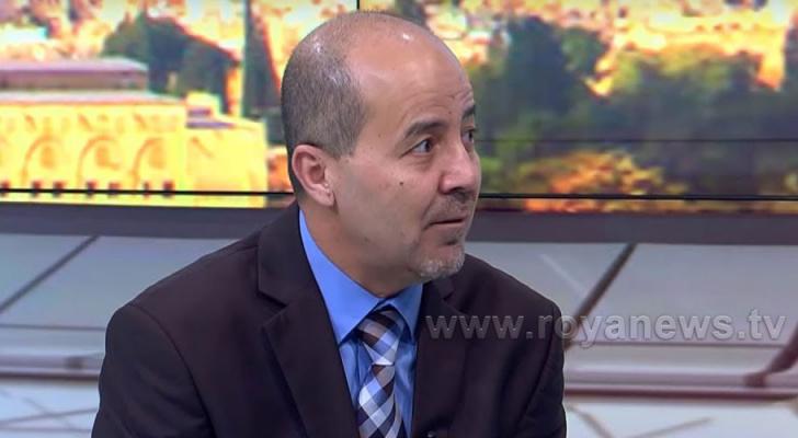 نقيب الممرضين خالد ربابعة - ارشيفية