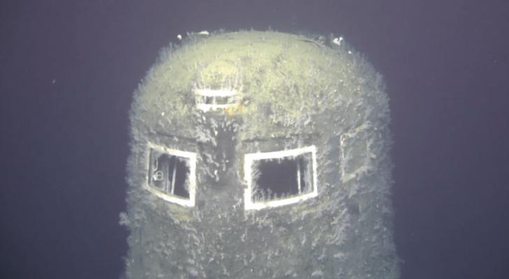 سلطات النرويج تراقب الغواصة منذ عقود