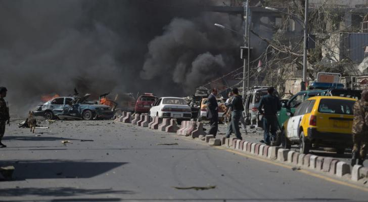 تفجير في أفغانستان - ارشيفية