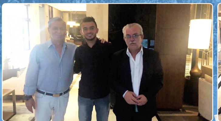 الفيصلي يعلن انتقال عمر هاني للاحتراف في ابويل القبرصي