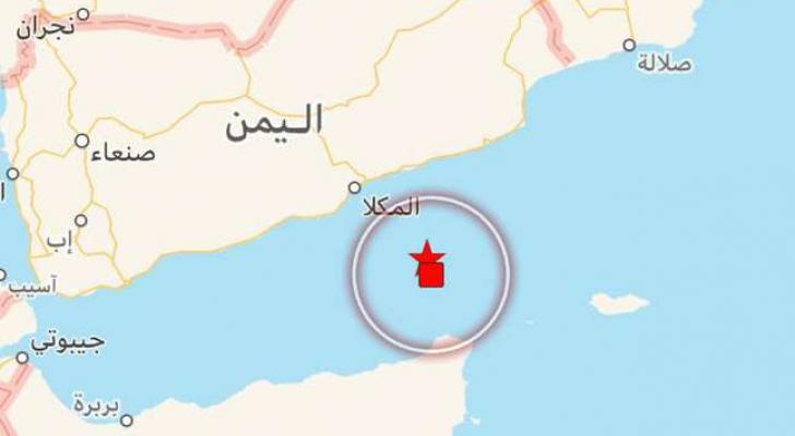 زلزال بقوة 5 درجات يهز خليج عدن ولا أنباء عن خسائر حتى الساعة