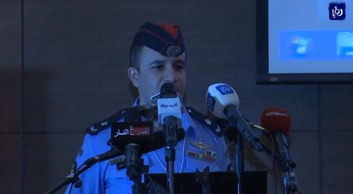 الأمن دعا لأوسع مشاركة في الحملة
