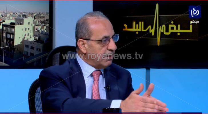 وزير الإدارة المحلية المهندس وليد المصري