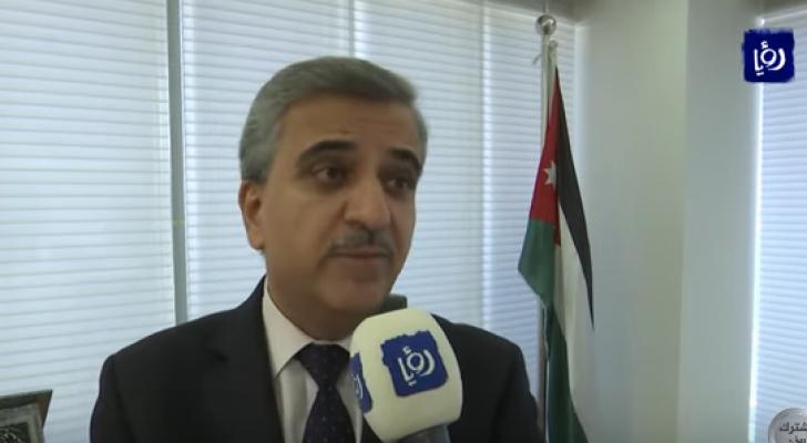 وزير المالية السابق محمد ابو حمور