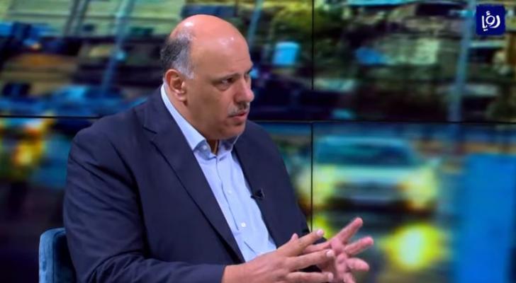 رئيس ديوان الخدمة المدنية سامح الناصر