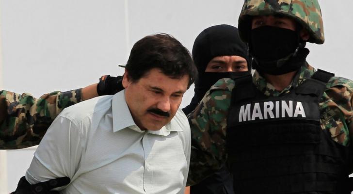 إمبراطور المخدرات المكسيكي