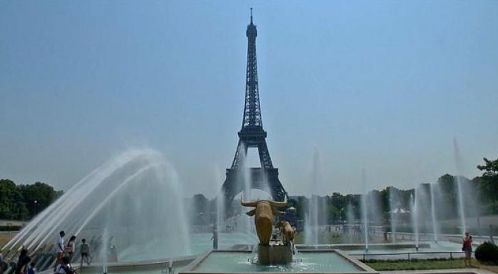 موجة حر أفريقية تؤثر على اوروبا - ارشيفية