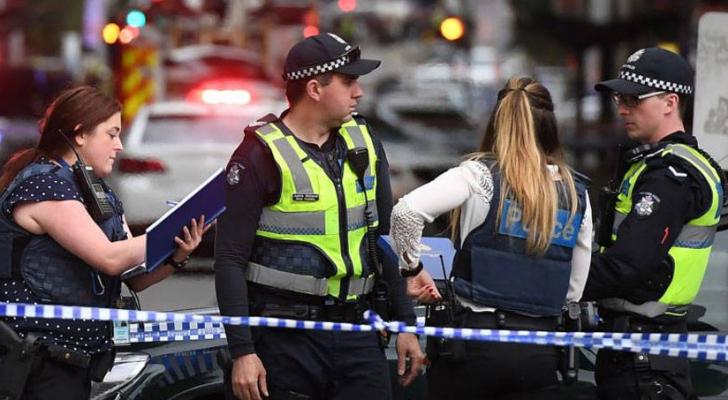 عناصر من الشرطة الاسترالية - ارشيفية