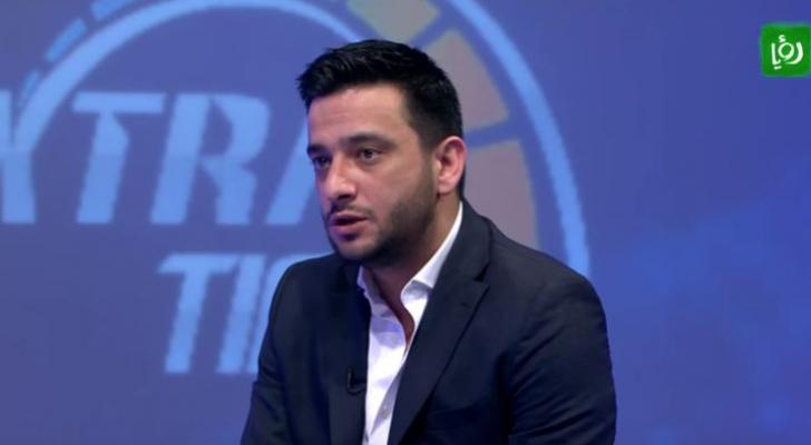 سيزار صوبر أمين عام اتحاد كرة القدم