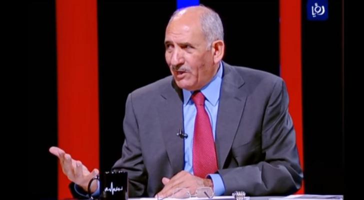 وزير التربية والتعليم الأسبق محمد الذنيبات