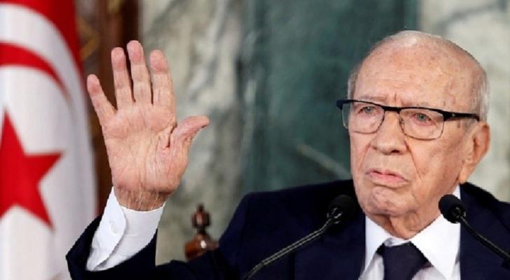 الرئيس التونسي الراحل الباجي قائد السبسي
