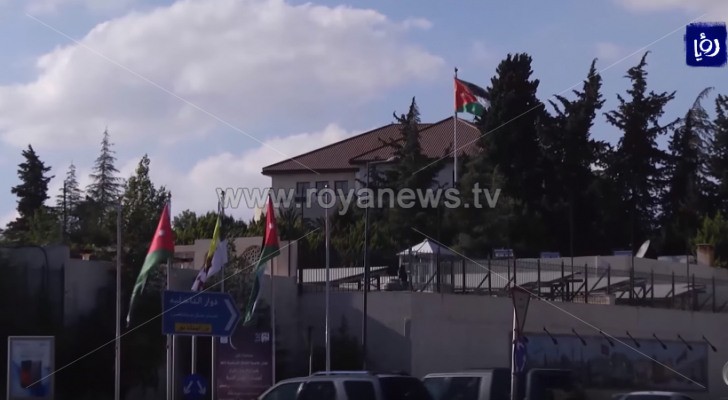 رئاسة الوزراء / الدوار الرابع - ارشيفية