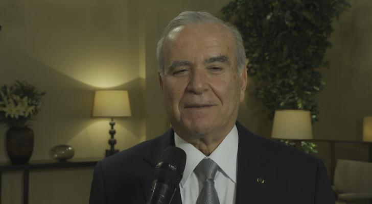 وزير التربية والتعليم والتعليم العالي الدكتور وليد المعاني