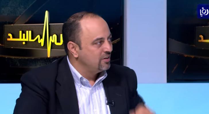 المحامي طارق ابو الراغب