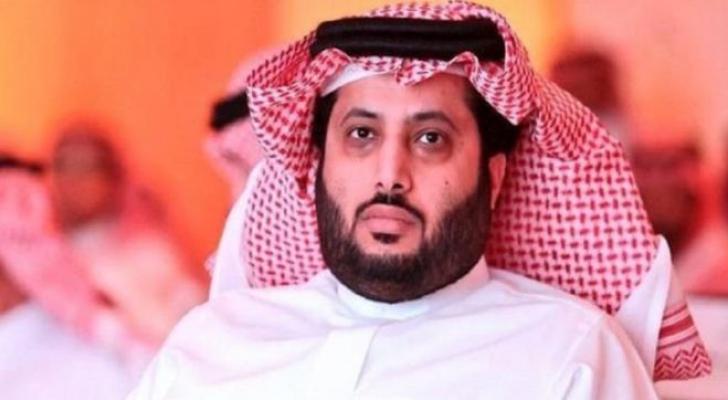 رئيس مجلس إدارة الهيئة العامة للترفيه السعودية تركي آل الشيخ