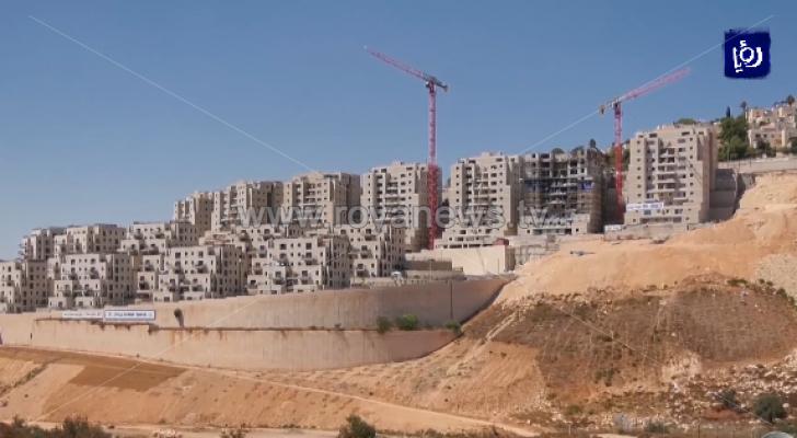 الاحتلال يشرع ببناء ألفي وحدة استيطانية في القدس