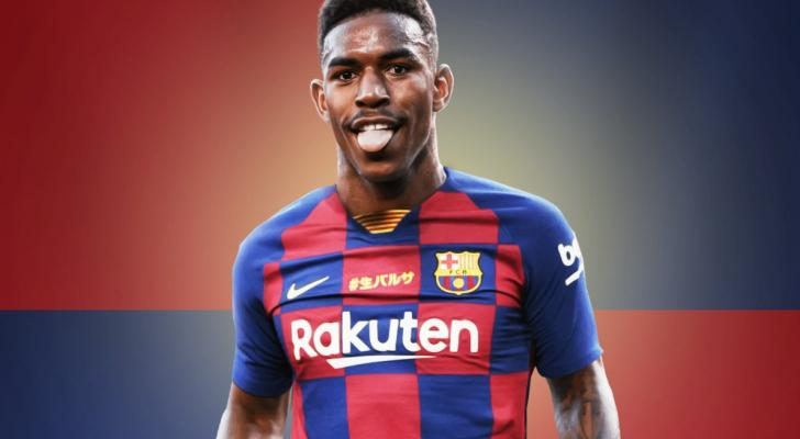 . برشلونة يعلن التعاقد مع جونيور فيربو
