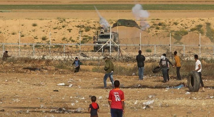 حدود غزة - ارشيفية