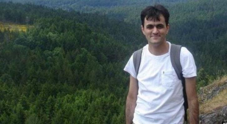 السجين الإيراني سعيد مالكبور - ا ف ب