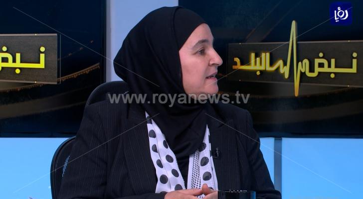 المديرة التنفيذية للمركز الوطني لتطوير المناهج الدكتورة ربى البطاينة