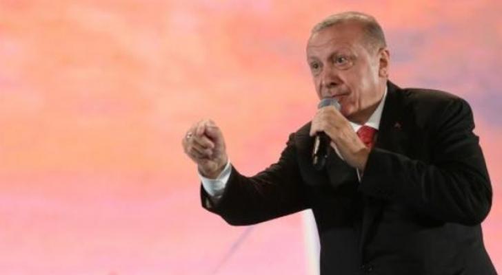 اردوغان يهدد بعملية ضد المقاتلين الاكراد في سوريا
