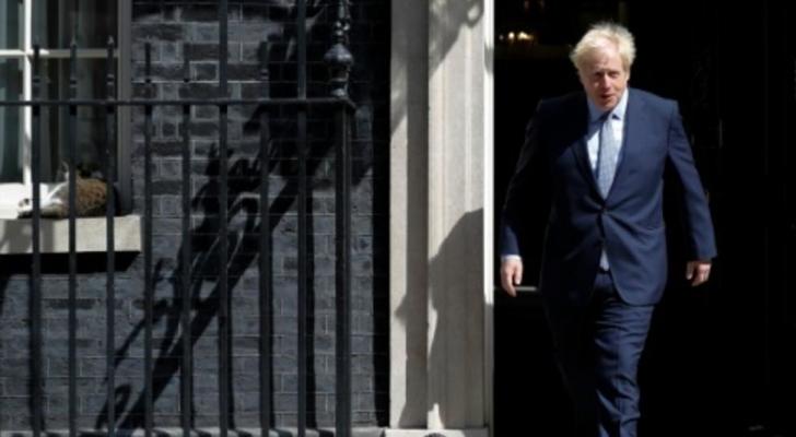 رئيس الوزراء الجديد بوريس جونسون