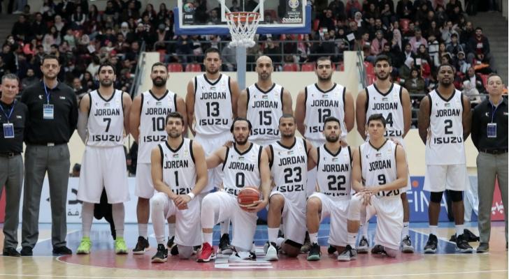 المنتخب الوطني لكرة السلة - ارشيفية