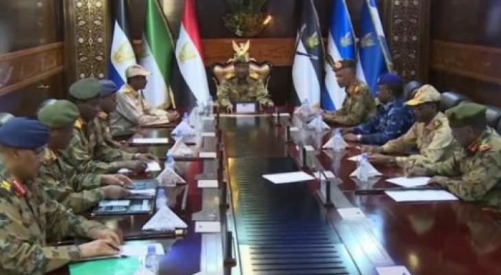 الأطراف السودانيون ملتزمون الانتقال إلى الحكم المدني
