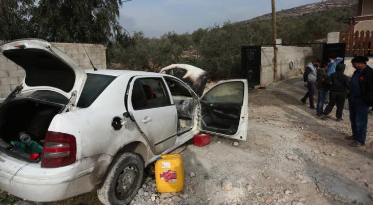 مستوطنون يرشقون بالحجارة منازل وسيارات فلسطينيين في بيت لحم