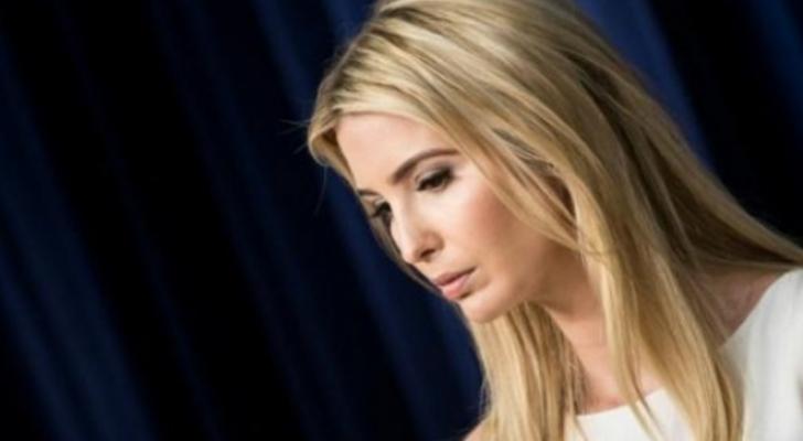 ابنة الرئيس الأمريكي، إيفانكا ترمب