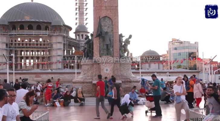 المدن التركية وجهة مفضلة للسياح الأردنيين خلال عطلة عيد الأضحى