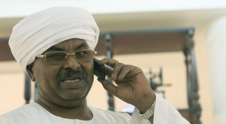 الرئيس السابق لجهاز الأمن والمخابرات السوداني صلاح قوش