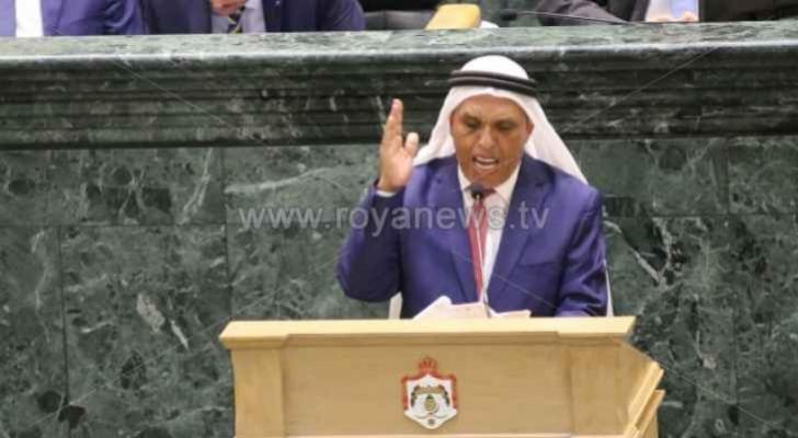 النائب سعود أبو محفوظ