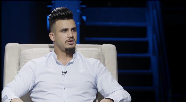 الشاب محمد الشمري