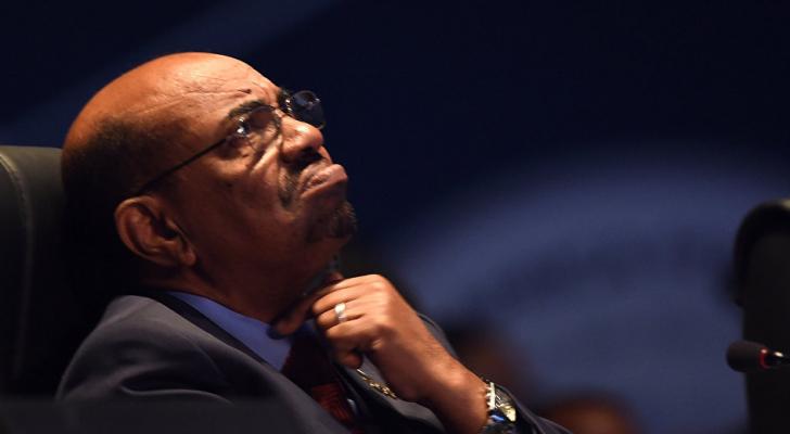الرئيس السوداني المعزول عمر البشير - ارشيفية