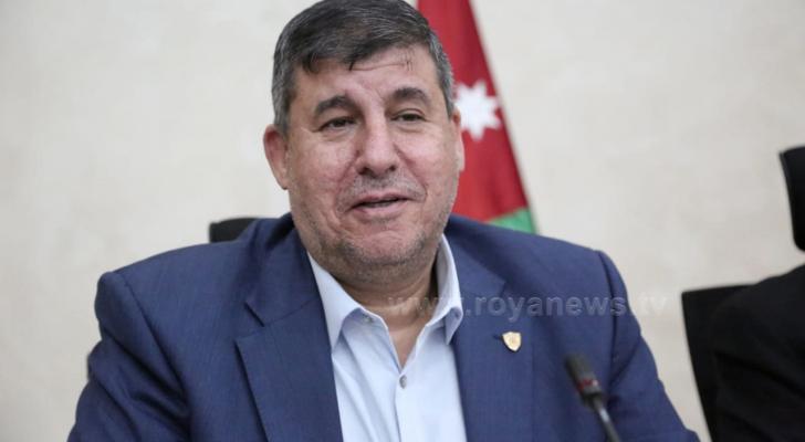 رئيس لجنة فلسطين النيابية يحيى السعود
