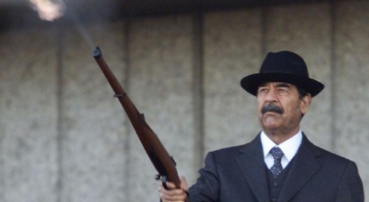 الرئيس العراقي الأسبق صدام حسين - ارشيفية