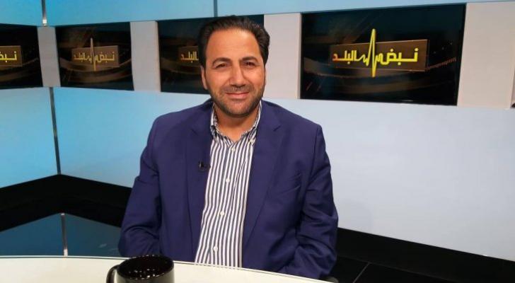رئيس مجلس مفوضي سلطة إقليم البترا التنموي السياحي الدكتور سليمان الفرجات