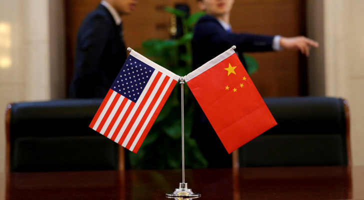 علما الصين وامركيا