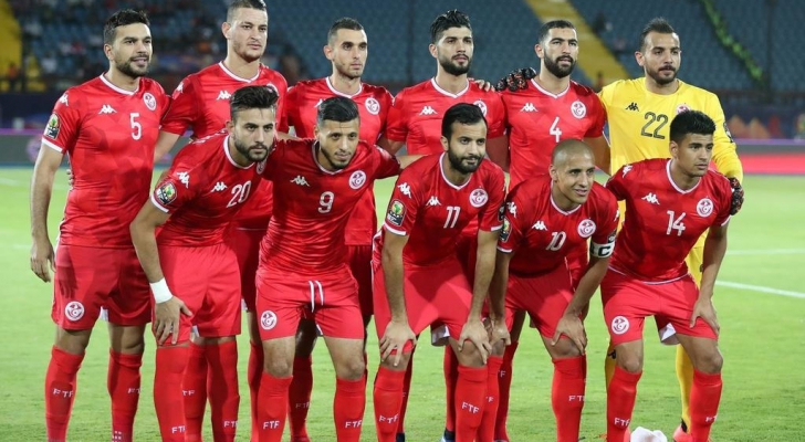 لمنتخب التونسي لكرة القدم