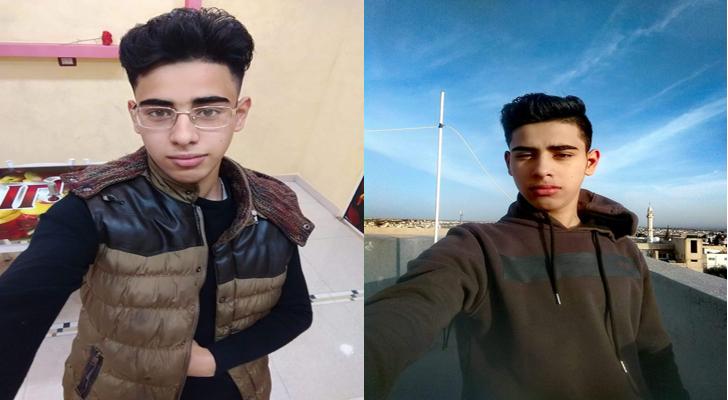 الفتى عمر سمير علوه اختفى بتاريخ 28/7/2019