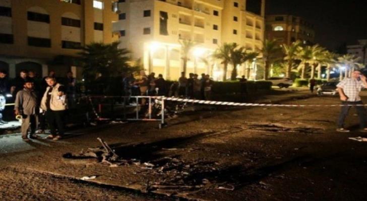 الاحتلال وعملاءه يعملون بشكل دائم على ضرب حالة الأمن والاستقرار في غزة