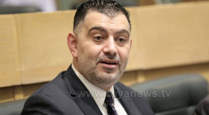 وزير العمل نضال البطاينة - ارشيفية