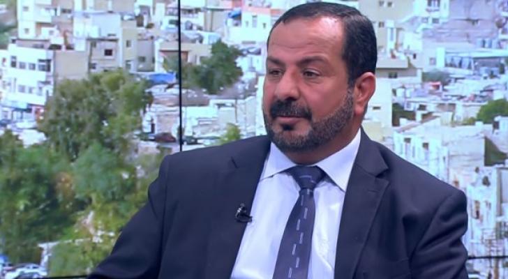 نقيب المعلمين الدكتور أحمد الحجايا