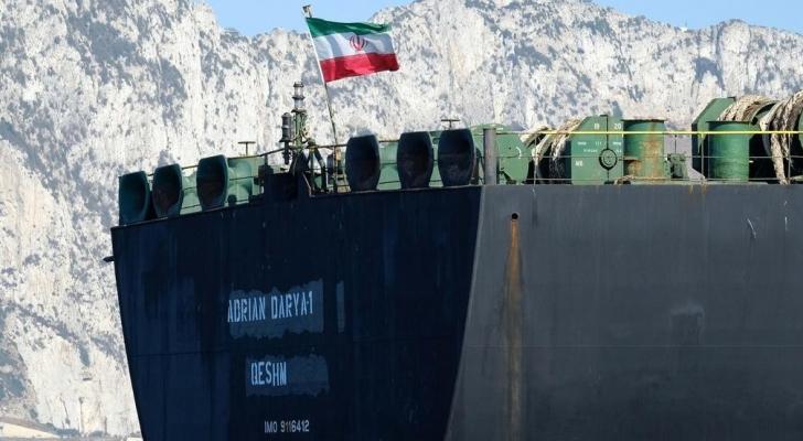 """تقول أمريكا إن فيلق القدس التابع للحرس الثوري الإيراني"""" هو المستفيد من نقل النفط"""