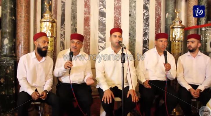 إحياء رأس السنة الهجرية في المسجد الأقصى المبارك