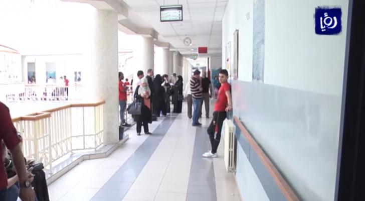 مستشفى في عمان - ارشيفية