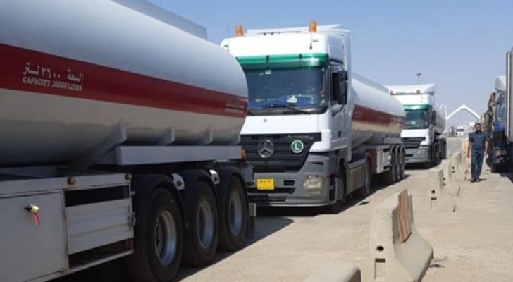 وصول النفط هو تنفيذ للاتفاقيات بين الاردن والعراق