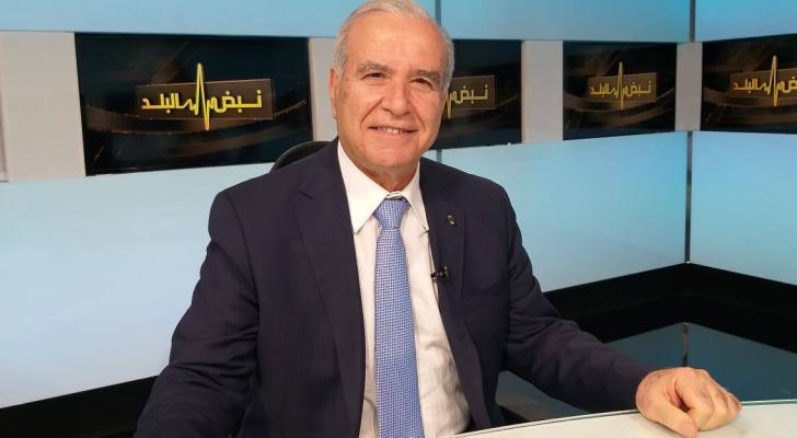 وزير التربية والتعليم الدكتور وليد المعاني